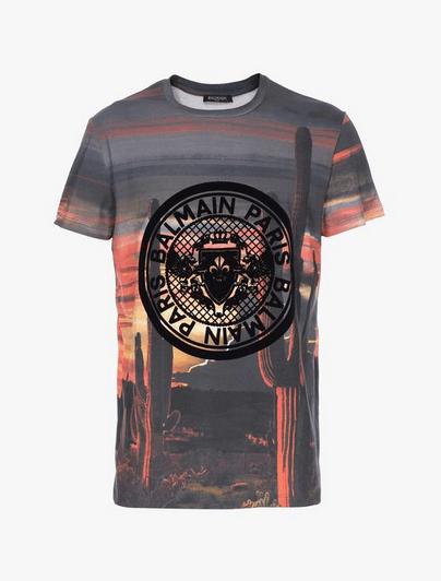 Balmain T-Shirts & Vests Kate&You-ID7777