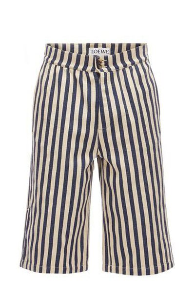 Loewe Cropped Trousers Kate&You-ID802