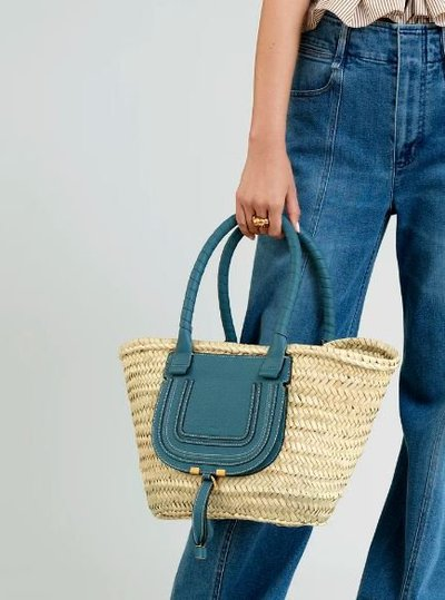 Chloé - Tote Bags - for WOMEN online on Kate&You - CHC20US828C9740Z K&Y11986