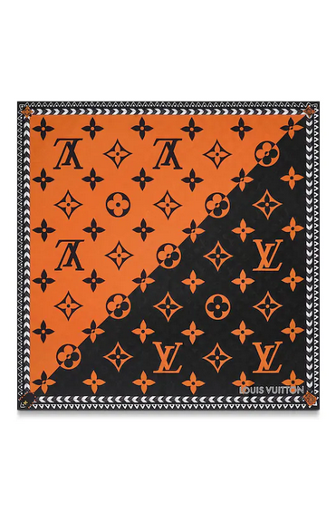 Louis Vuitton - Foulards & Écharpes pour FEMME LV Crafty online sur Kate&You - M76488 K&Y8835