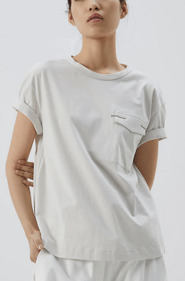 Brunello Cucinelli T-shirts Kate&You-ID8930