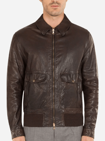 Dolce & Gabbana - Leather Jackets - for MEN online on Kate&You - K&Y9906