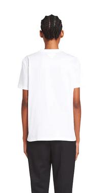 Prada - T-shirts pour FEMME online sur Kate&You - 35838_1XGQ_F0009_S_161 K&Y9532