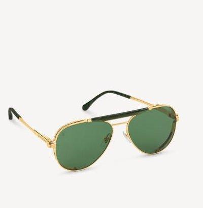 Louis Vuitton Солнцезащитные очки CHECKMATE Kate&You-ID11050