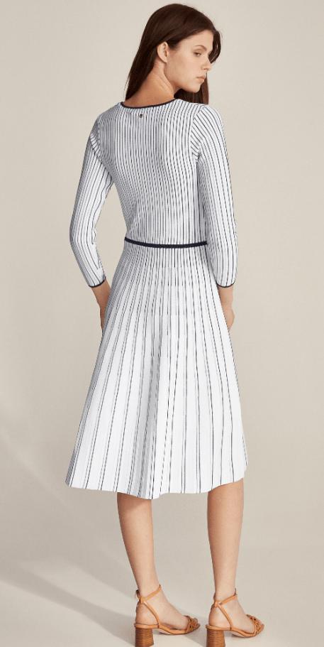 Cortefiel - Robes Mi-longues pour FEMME online sur Kate&You - 6197213 K&Y7236
