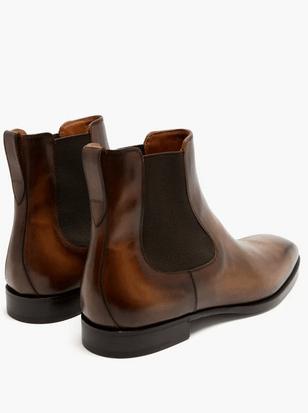 Berluti - Stivali per UOMO online su Kate&You - K&Y8493