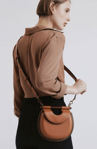 Charles&Keith - Cross Body Bags - for WOMEN online on Kate&You - CK2-80671001_TAN K&Y6896