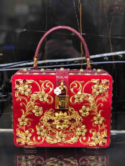 Dolce & Gabbana - Mini Sacs pour FEMME Dolce Box online sur Kate&You - K&Y1454
