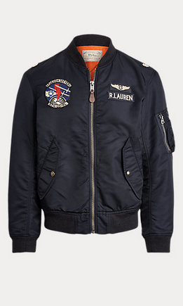 Ralph Lauren Bomber Jackets Kate&You-ID9299