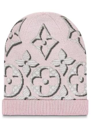 Louis Vuitton - Bonnets & Chapeaux pour FEMME BONNET POP MONOGRAM GÉANT online sur Kate&You - M73898 K&Y8652