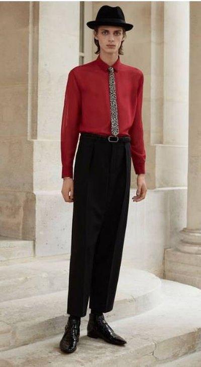 Yves Saint Laurent - Shirts - for MEN online on Kate&You - 646850Y1D536041 K&Y11653