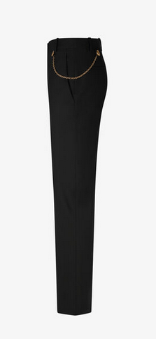 Givenchy - Pantalons Slim pour FEMME online sur Kate&You - BW50P812JF-001 K&Y9865