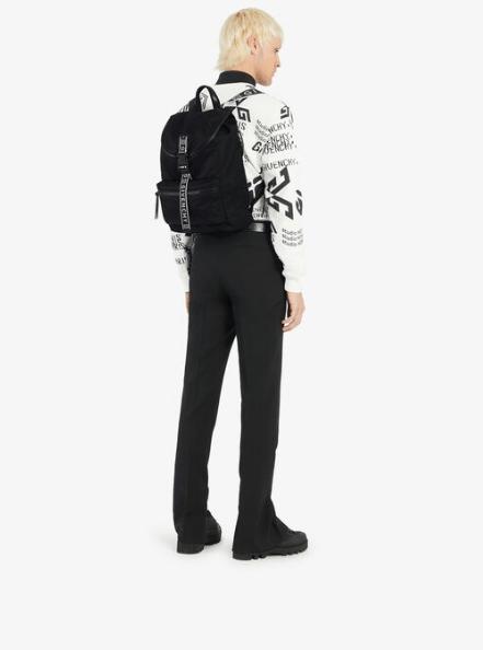 Рюкзаки и поясные сумки - Givenchy для МУЖЧИН онлайн на Kate&You - BK500MK0B5-004 - K&Y5361