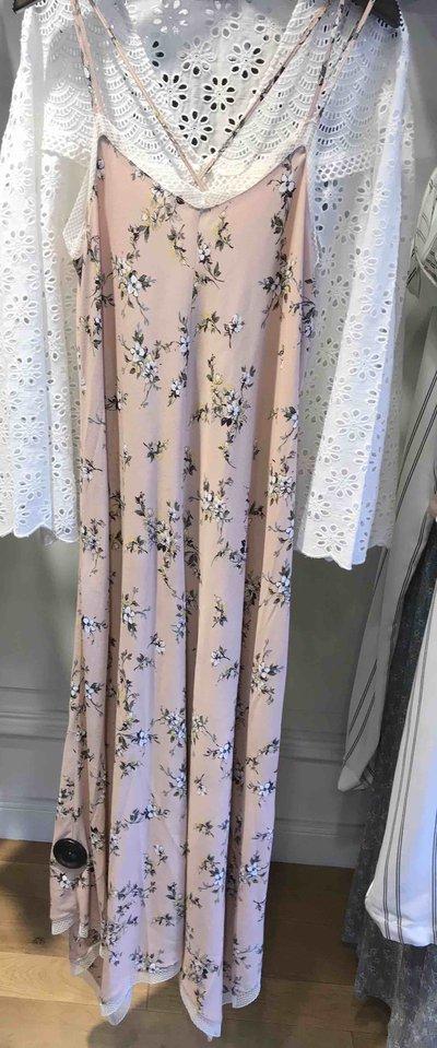 Ikks - Robes Longues pour FEMME ROB FB Daisy online sur Kate&You - R20499E K&Y1363