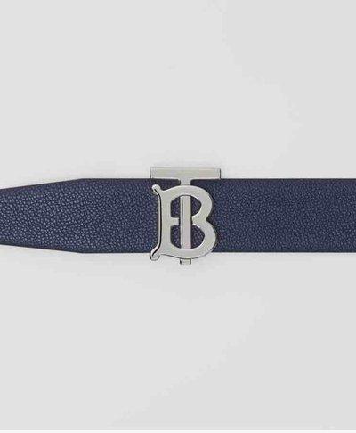 Burberry - Ceintures pour HOMME Réversible Monogram online sur Kate&You - 80155931 K&Y2056