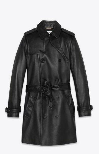 Yves Saint Laurent Кожаные куртки Kate&You-ID11682