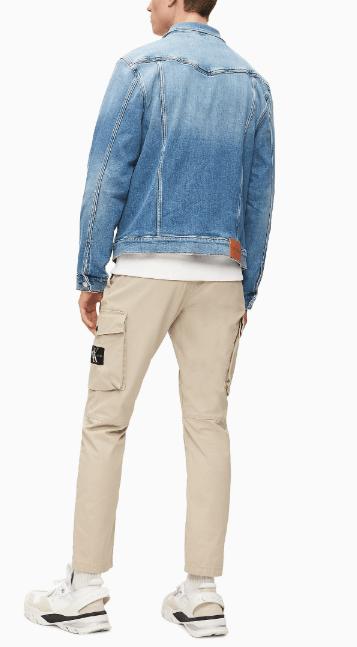 Calvin Klein - Vestes en Jean pour HOMME online sur Kate&You - J30J314666 K&Y8245