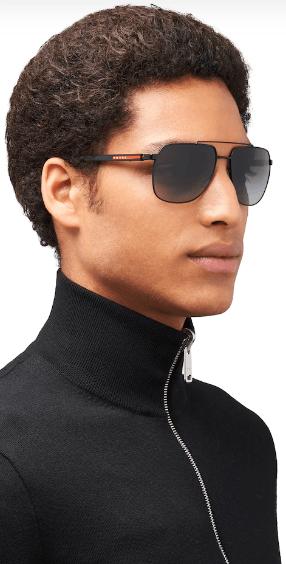 Prada Sunglasses  Lunettes de soleil Linea Rossa Eyewear Kate&You-ID8410