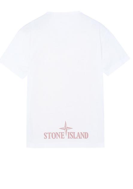 Футболки и майки - Stone Island для МУЖЧИН онлайн на Kate&You - 23386 - K&Y8089