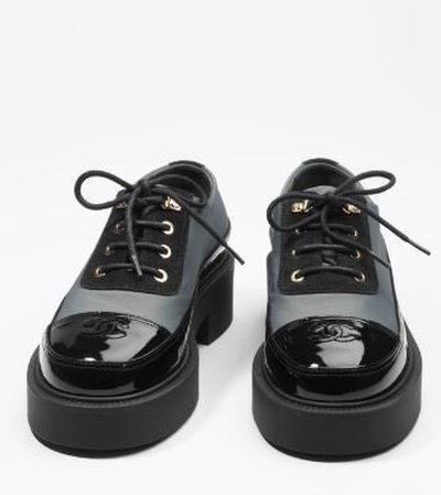 Chanel - Lace-up Shoes - for WOMEN online on Kate&You - G38081 Y55462 K3214 K&Y11398