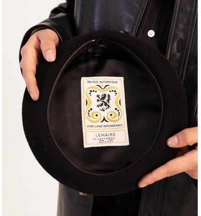Lemaire - Hats - for MEN online on Kate&You - K&Y4677