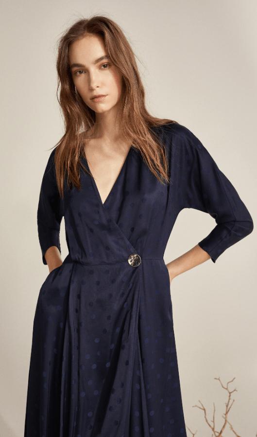 Длинные платья - Cortefiel для ЖЕНЩИН онлайн на Kate&You - 6197302 - K&Y7198