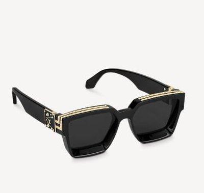 Louis Vuitton Солнцезащитные очки 1.1 MILLIONAIRES Kate&You-ID10977