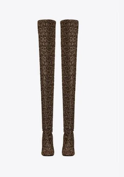 Yves Saint Laurent - Boots - for WOMEN online on Kate&You - 65792810G001000 K&Y11903