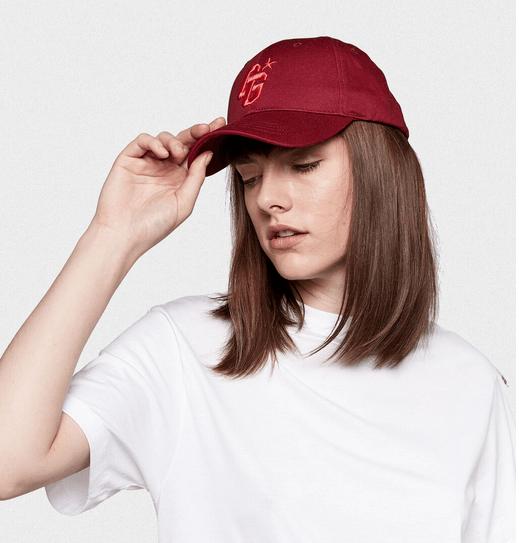 Golden Goose - Bonnets & Chapeaux pour FEMME online sur Kate&You - G35WA090.A502 K&Y5073