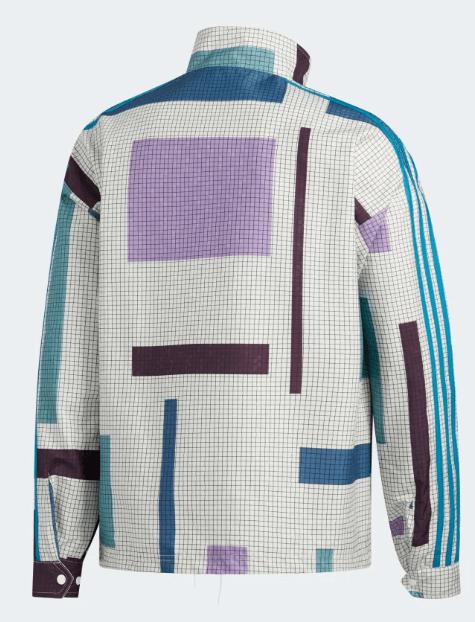 Adidas - Giacche leggere per UOMO online su Kate&You - ED5511 K&Y6655