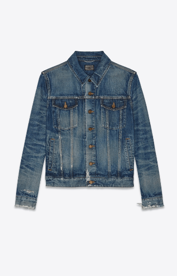 Yves Saint Laurent Denim Jackets Kate&You-ID6671