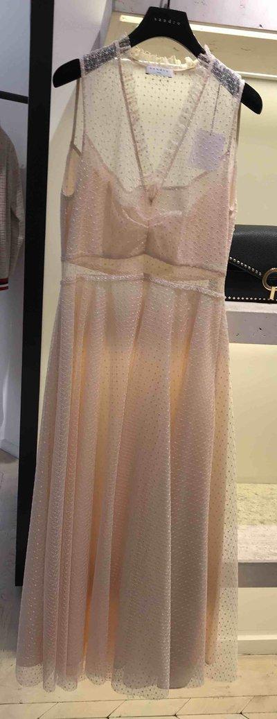 Sandro - Robes Longues pour FEMME Cassy online sur Kate&You - SFPRO00535 K&Y1356