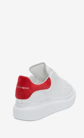 Alexander McQueen - Sneakers per DONNA online su Kate&You - 553770WHGP79182 K&Y5849