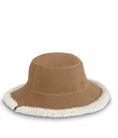 Louis Vuitton Hats Shearlingram Kate&You-ID9407