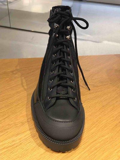 Dior Homme - Bottes & Bottines pour HOMME Oblique et veau noir online sur Kate&You - 3BO219YOF_H169 K&Y1840