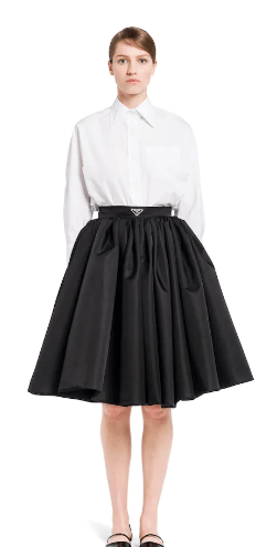 Prada - Knee length skirts - for WOMEN online on Kate&You - 21X888_1WQ8_F0002_S_211 K&Y10415