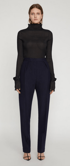 Jil Sander - Pantaloni slim per DONNA online su Kate&You - JSPR300220-WR202200 K&Y9815