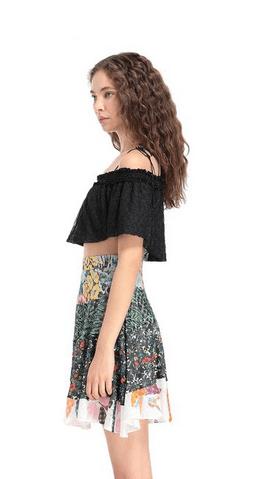 Мини-юбки - Missoni для ЖЕНЩИН онлайн на Kate&You - MDH00181BR009USM21F - K&Y8882