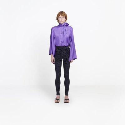 Balenciaga - Leggings pour FEMME online sur Kate&You - 583201TCV141000 K&Y2364