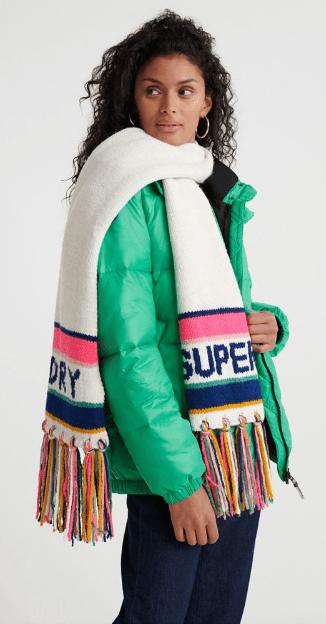Superdry - Sciarpe & Foulards per DONNA online su Kate&You - 2159120600019 K&Y5482