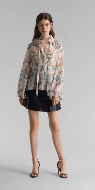 Chloé - Bluse per DONNA online su Kate&You - CHC20SHT173251ZA K&Y6589