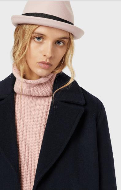 Emporio Armani - Bonnets & Chapeaux pour FEMME online sur Kate&You - 6373479A507109072 K&Y5708