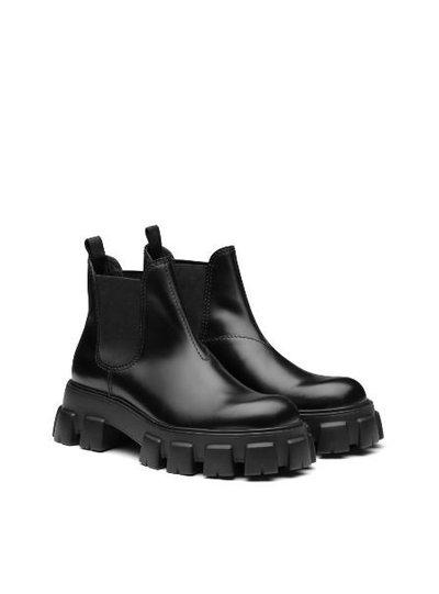 Prada Boots Monolith Kate&You-ID11372