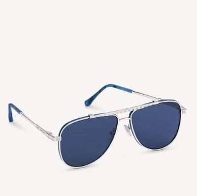 Louis Vuitton Солнцезащитные очки SNAP PILOT Kate&You-ID11052