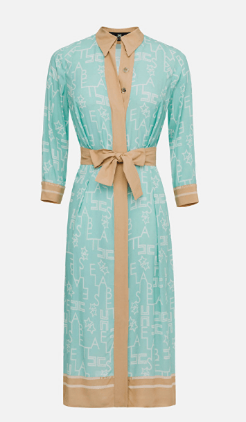 Elisabetta Franchi Midi dress Kate&You-ID7090