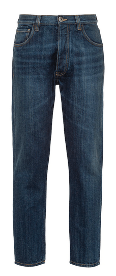 Prada - Jeans Courts pour HOMME online sur Kate&You - GEP303_1WZ4_F0008_S_202 K&Y9435