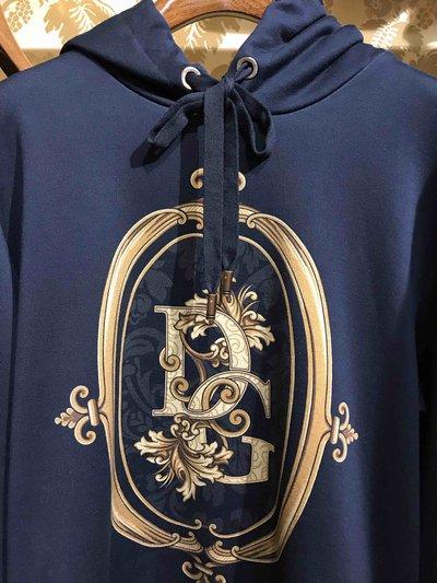 Dolce & Gabbana - Felpe per UOMO  Coton avec imprimé héraldique online su Kate&You - ST 20193 K&Y1730