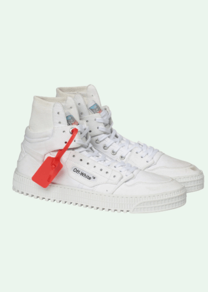Off-White Sneakers Kate&You-ID6309