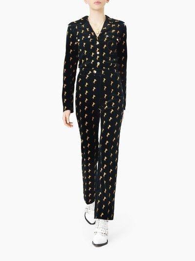 Chloé - Pantaloni dritti per DONNA online su Kate&You - CHC18UPA05482001 K&Y2309