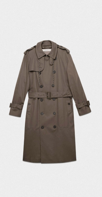 Golden Goose Trench Coats & Macs Kate&You-ID7637